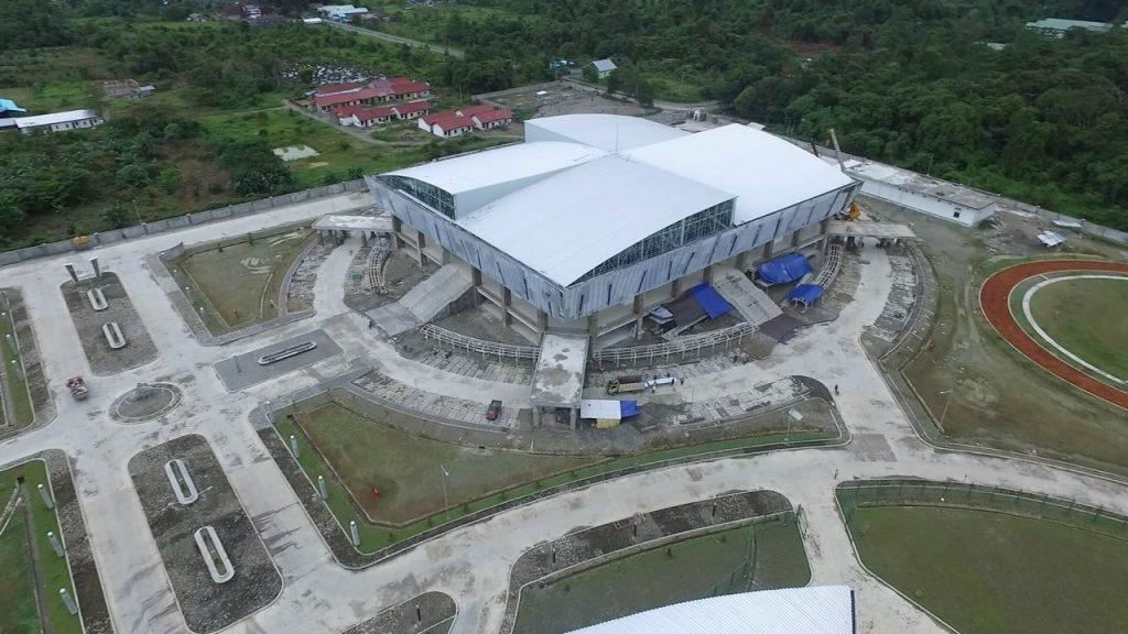 Stadion Indoor Mimika Sport Complex