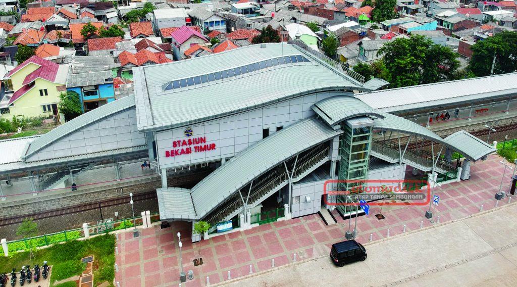 DDT Stasiun Bekasi Timur