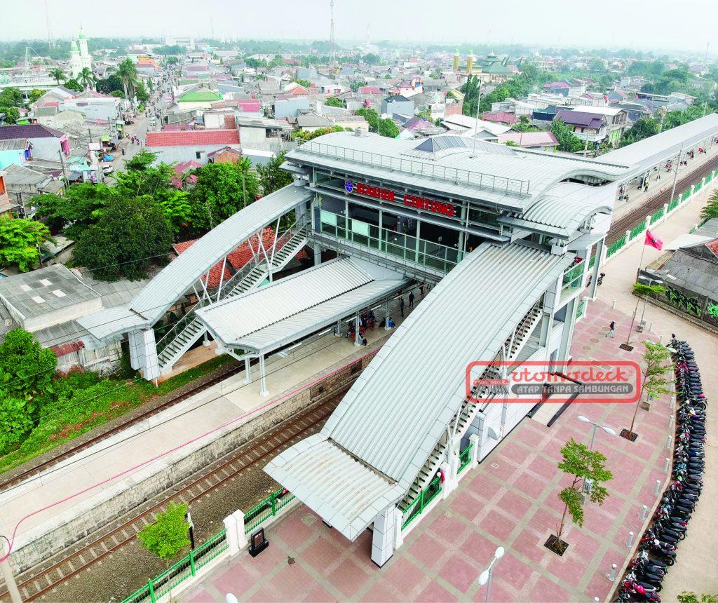 DDT Stasiun Cikarang