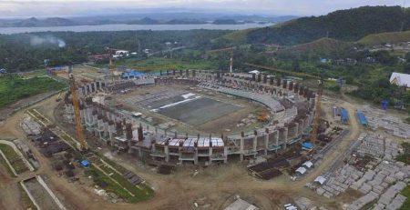 Stadion Papua Bangkit Jayapura
