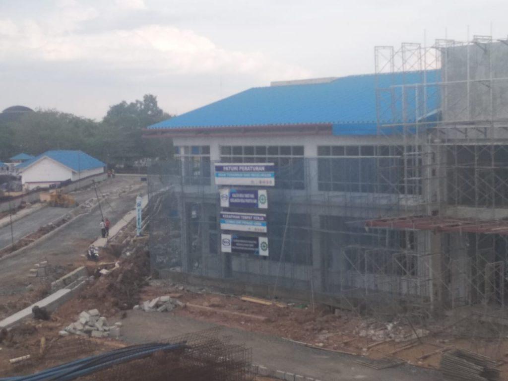 Gedung Fakultas Ekonomi Universitas Lambung Mangkurat