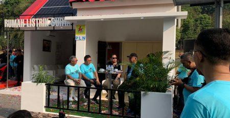 Gerakan Nasional Sejuta Surya Atap Gunakan Solar Rooftop PT. Utomodeck