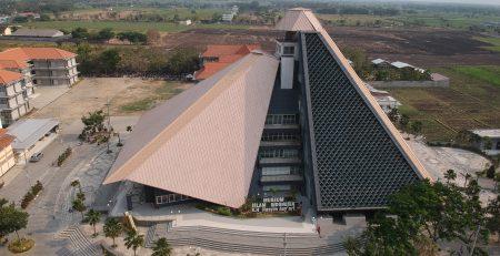 Museum Islam Indonesia KH Hasyim Asy'ari di Komplek Ponpes Tebu Ireng Jombang.