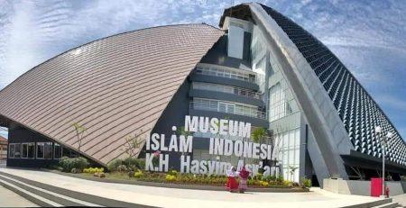 Museum Islam Indonesia KH Hasyim Asy'ari di Komplek Ponpes Tebu Ireng