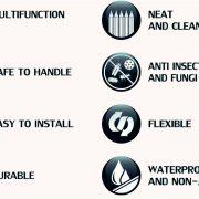 icon aluminium bubble